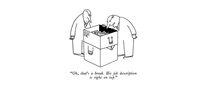 Do you have a job description?
