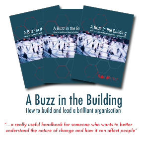 Order Kate Mercer's book A Buzz in the Building