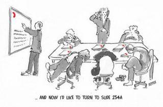 body language in meetings