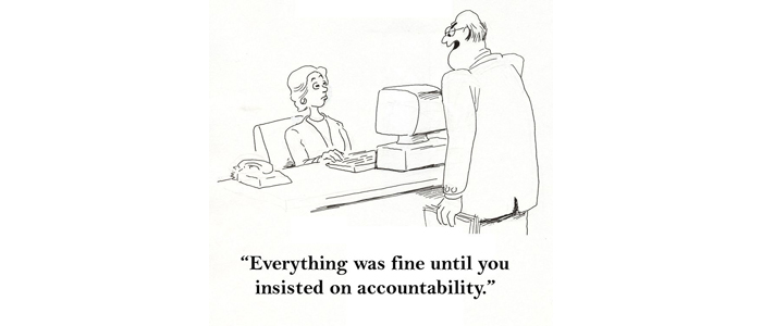 Accountability at work