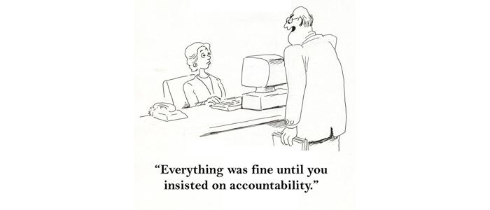 Accountability at work