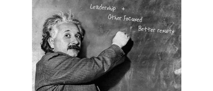 leaders tell people what to do