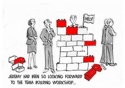 Lego team building